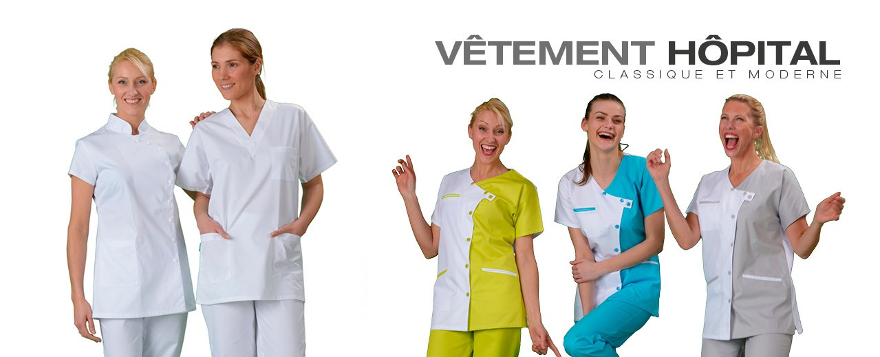 VETEMENTS HOPITAL